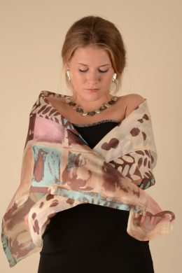 Luxurious Pure Mulberry Silk Scarves