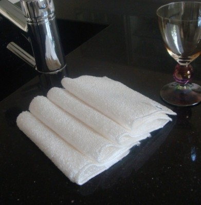 Bamboo Anti Bacterial Cleaning Cloth Little Wonder (2)