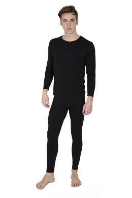 Men's Versatile Bamboo Underwear/Thermal Set