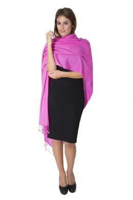 Luxurious 100% Pure Cashmere Shawl