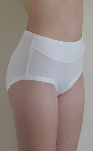 WBB-3011-068 Bamboo Knickers For Curvaceous Ladies