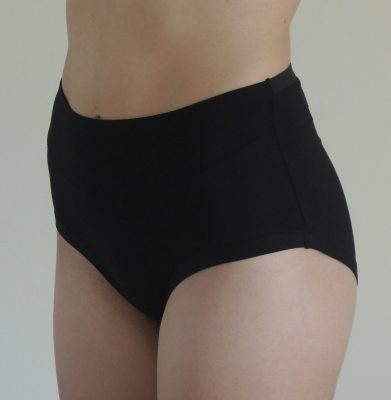 WBB-3011-86 Bamboo Knickers For Curvaceous Ladies www.silkyboo.com