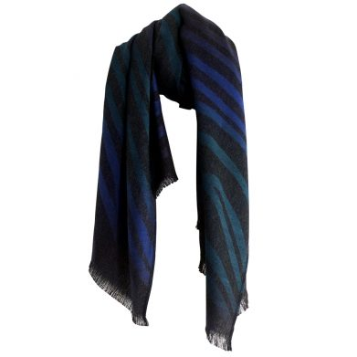 Beautiful Shimmering Bamboo Scarf WNS-17521-02 www.silkyboo.com